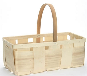 4 Qt. Lettuce Basket w/Handle