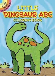 Little Dinosaur ABC