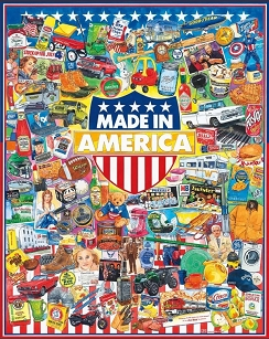 Made in America 1000 Piece
