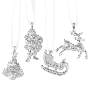 A Magical Night Mini Ornament Set