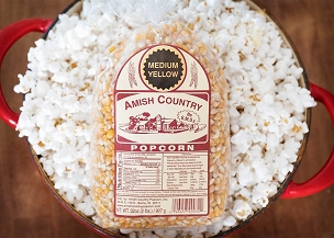 Gourmet Medium Yellow Popcorn