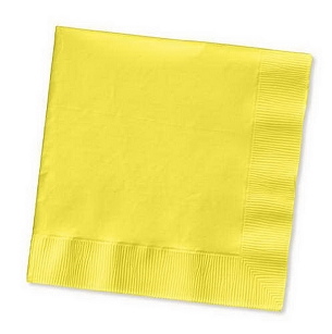 Mimosa  Beverage Paper Napkins