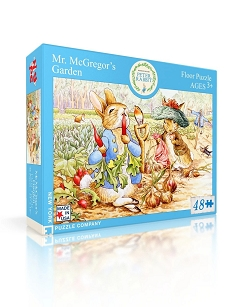 Mr. McGregor's Garden Puzzle