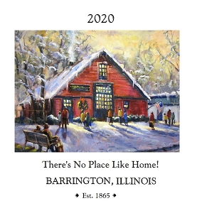 2020 Barrington Hometown Calendar