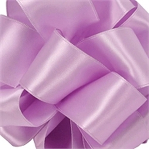 Orchid Single Face Satin Ribbon