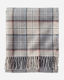 Pendleton Eco-Wise Throw - Pearl