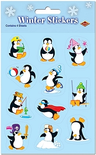 Penquin Stickers