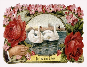 Valentine Placemat - To The One I Love