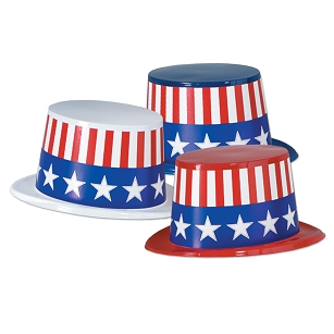 Patriotic Top Hat