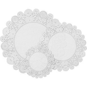 Deluxe Doilies 3 Sizes!