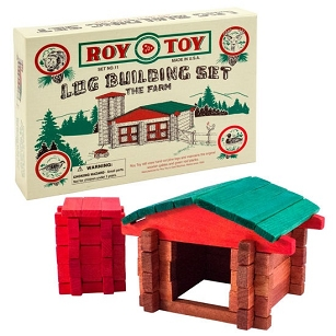 Roy Toy Farm Mini Box