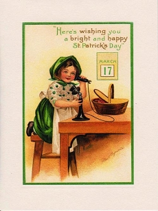 Greeting Card-St. Patrick's Day