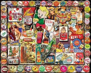 Soda Pop 1000 Piece