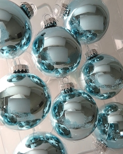 Starlight Shine Glass Ornaments