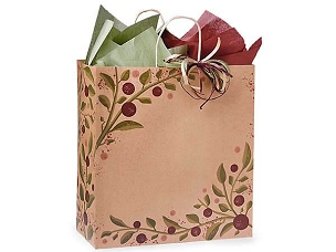 Tuscan Harvest Gift Bag - Regal