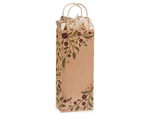 Tuscan Harvest Gift Bag - Wine