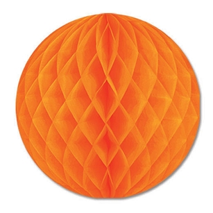 Tissue Ball-Orange-12
