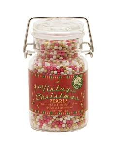 Vintage Christmas Pearls