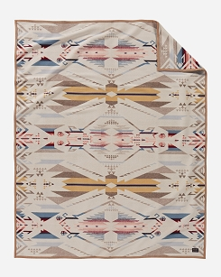 Pendleton White Sands Blanket - Robe / Twin