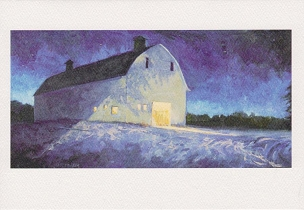 Vermont Barn Boxed Cards