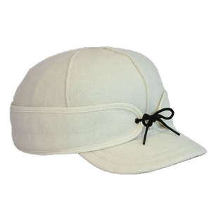 Ida Kromer Winter White Cap