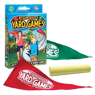 Neighborhood Yard Games