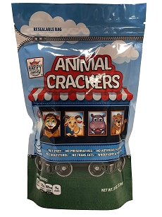 8 oz. Bag Animal Crackers