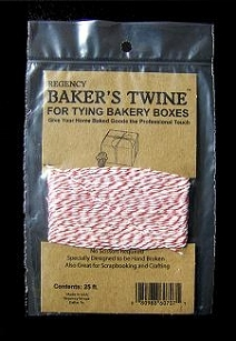 Baker's Twine - Package