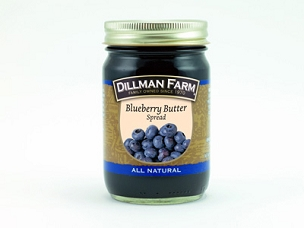 Blueberry Butter Spread