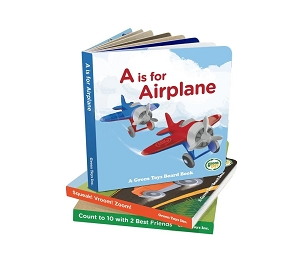 Green Toys™ Board Book Set