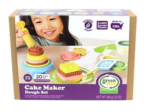 Green Toys™ Cake Maker Dough Set