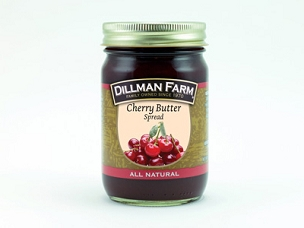 Cherry Butter Spread
