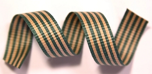 Forest & Kraft Crimped Cotton Curling Ribbon