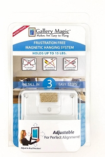 Gallery Magic Magnetic Picture Hanger