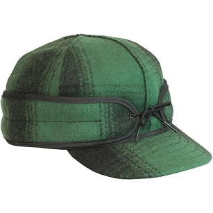 Green & Black Original Stormy Kromer Cap