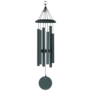 Green Corinthian Bells® Windchime