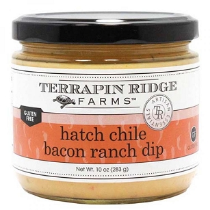 Hatch Chile Bacon Ranch Dip