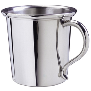 Pewter Kentucky Baby Cup