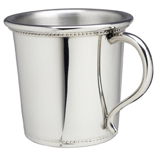 Pewter Mississippi Baby Cup