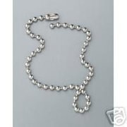 Large Ball Chain Necklace-18