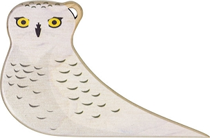 Owl Wood Ornament