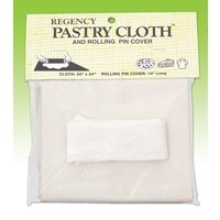 Pastry Cloth & Rolling Pin Cover Set