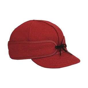 Red Original Stormy Kromer Cap
