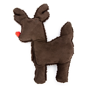 Ruff-N-Tuff Reindeer Dog Toy