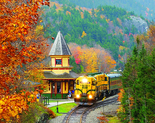 Scenic Railroad 1000 Pc. Jigsaw Puzzle