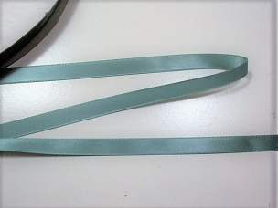 Sea Mist Double Face Satin Ribbon