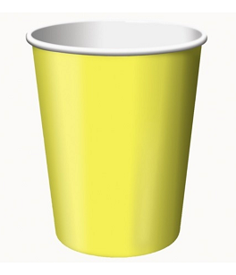Mimosa 9 oz. Paper Cups
