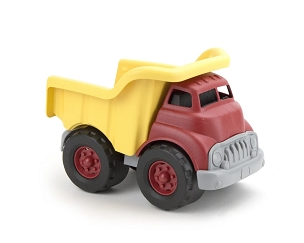 Green Toys™ Yellow Dump Truck